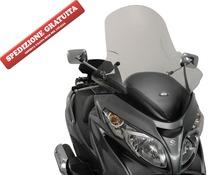 Parabrezza Suzuki Burgman 400 K7/K8/K9/L0/L1/L2 2006/2013