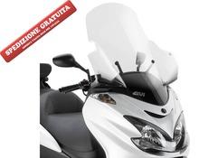 Yamaha Majesty 400 2009-2013 windshield