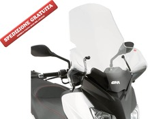 Yamaha X-Max 125-250 2010-2013 windshield