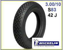 Tire Michelin  S83 3-10  42J
