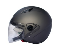 Casco jet DF601 new  titanio