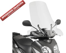 Yamaha Xenter 125/150 2012 windshield