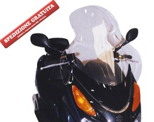 Parabrezza Suzuki UH Burgman 125/150 2002-2006