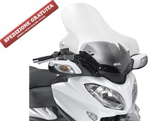 Parabrezza Suzuki Burgman 650/650 Executive 2013-2016 - D3104ST