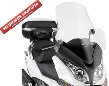 Parabrezza Honda SW-T 400/600 2009-2012