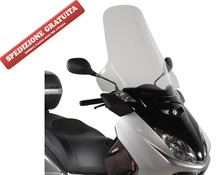 Yamaha X-Max 125-250 2005-2009 windshield