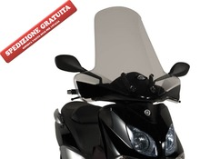 Yamaha X-City 250 2007-2012 windshield