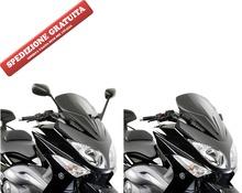 Yamaha T-max 500 2008-2011 black sport summer windshield