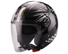 Casco jet DF13 THE WAR