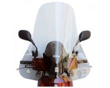 Sym Simply 125  E86 windshield