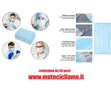 Mascherina chirurgica monouso confezione 50 pezzi