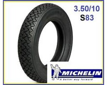 Tire Michelin  S83 350-10