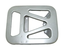 Vespa 150 opened plate for back cushion seat