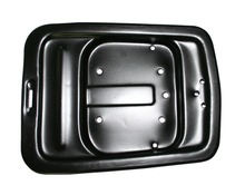Vespa 125/150 closed plate for back cushion seat
