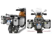 Portavaligie laterale specifico per valigie MONOKEY® CAM-SIDE Trekker Outback -BMW R1200GS 2004-2012-  PL684CAM
