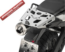 BMW F650GS/F700GS/F800GS 2008-2013 rear rack for Monokey top cases