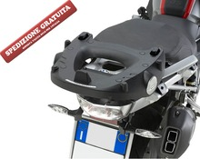 Portapacchi BMW R1200GS 2013 per bauletti Monokey SR5108