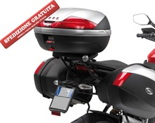 Ducati Multistrada 1200 2010/2013 rear rack for Monokey top cases