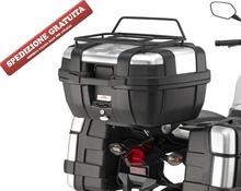 Portapacchi Honda NC700X 2012-2014-NC750X DCT 2014-2015 per bauletti Monokey o Monolock 1111FZ