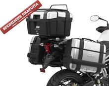 Triumph Tiger 800/800XC 2011-2013 pannier holder for Monokey top cases