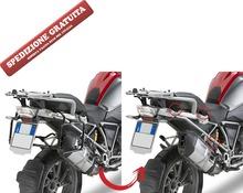 Portavaligie laterale BMW R1200GS 2013 -adventure 2014 per valigie Monokey-PLR5108