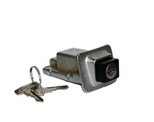 Vespa PX seat lock chrome-plated