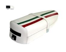 Sella Vespa 125 / 150 / 200 PX con fascia tricolore