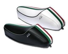 Vespa 50 single seat Italian Flag
