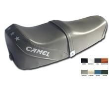 Sella Vespa 125 / 150 / 200 PX ARC. Linea Sport (CAMEL)