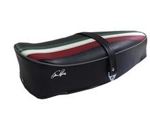 Sella Vespa 125 / 150 Sprint con fascia tricolore