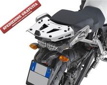 Portapacchi in alluminio Yamaha XT1200Z SUPER TENERE dal 2010 al 2016 (SRA2101)