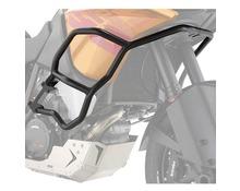 Paramotore tubolare specifico, nero KTM 1190 Adventure 2013-2014 TN7703
