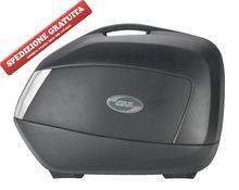 Coppia valigie Monokey Side Tech V35NT