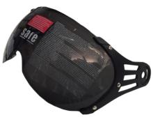 Visiera fumè casco Di Fiore Linea luxury + Coppia viti