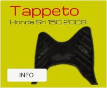 Tappeto Honda Sh 150 2009